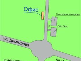 схема проезда Воронеж