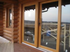 Окна из дерева в Воронеже