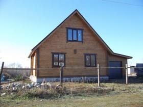 Дом с гаражом «Солнечный»