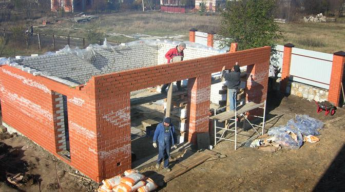 По чем построить кирпичный дом 9