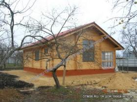 Дом по проекту ЭДЕМ