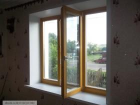Фотогалерея - Деревянные окна. Начало реконструкции старинного особняка.