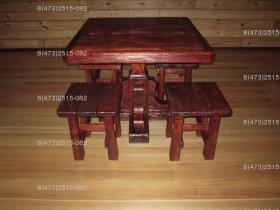 Беседки и мебель из бруса - Преферанс.