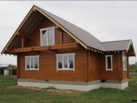 деревянный дом у реки 5 сайт dtm36.ru