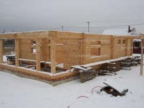 углянец дом деревянный 3