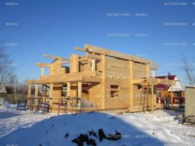 углянец дом деревянный 5