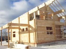 углянец дом деревянный 6