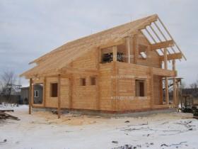 углянец дом деревянный 7