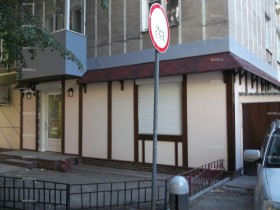 Фотогалерея - Отделка магазина в Воронеже под «фахверк».