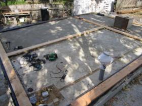 деревянная баня 1