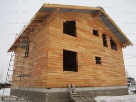 дом лиственница