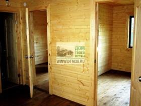 турбаза фахверковый домик вид изнутри