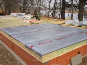 турбаза на реке Воронеж плита пола