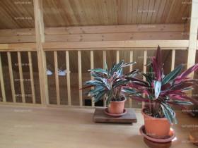 Фотогалерея - Внутренняя отделка деревянного дома.