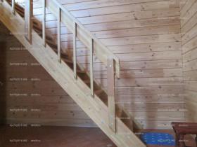 лестница из дерева ступени из бука