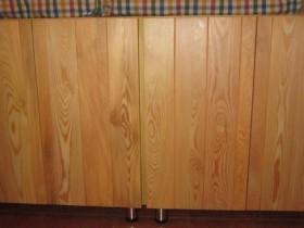 деревянная кухня из лиственницы 2