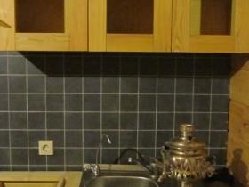 деревянная кухня из лиственницы 3