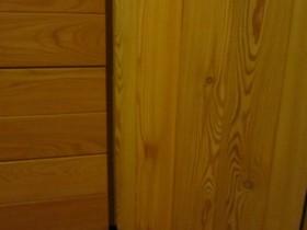 деревянная кухня из лиственницы 4