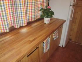 Беседки и мебель из бруса - Изготовление деревянной кухонной мебели.