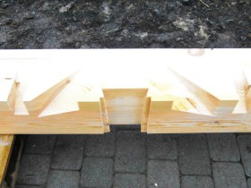 деревянная банька Хохол _6