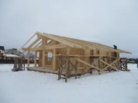 дом деревянный Донгор dtm36.ru