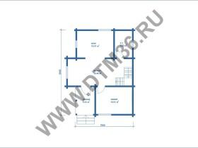 план первого этажа Рамонская сказка