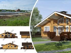 Перспектива строительство дома в Воронеже
