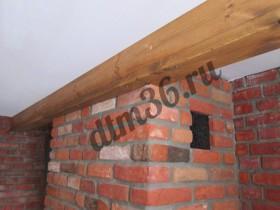 потолочная деревянная балка