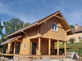 деревянная баня 3 .ru