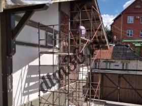 фасад каркасного дома 31 dtm36.ru