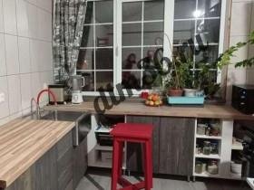 Беседки и мебель из бруса - Деревянная кухня. Лиственница.