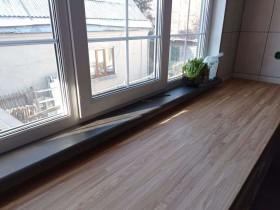 деревянная кухня столешница